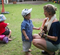 Music in the playground